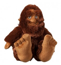 Buy Bigfoot Plush Male and Four boxes of Sip of Seattle
