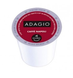 Adagio Caffè Napoli, Single Serve Coffee