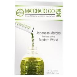 Aiya Matcha to Go (10 Packets)