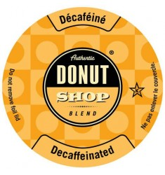 Authentic Donut Shop Decaf Coffee