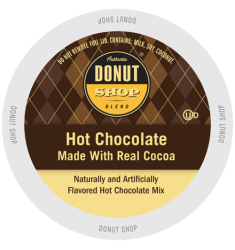 Authentic Donut Shop Hot Chocolate Cups