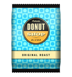 Authentic Donut Shop Blend Fractional Pack Coffee 42 X 2.5OZ