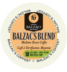 Balzac's Blend Single Serve Coffee