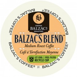 Balzac's Blend Single Serve Coffee