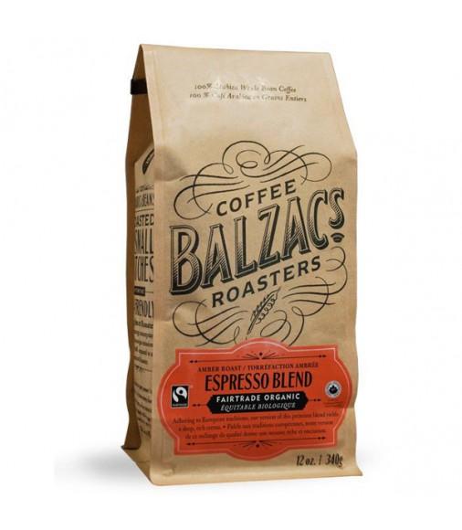 Balzac's Espresso Blend Whole Bean Coffee