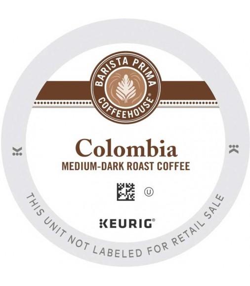 Barista Prima Colombia Single Serve Coffee