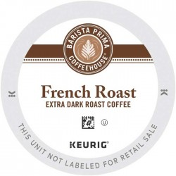 Barista Prima French Roast Single Serve Coffee