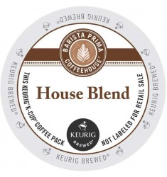 Barista Prima House Blend Single Serve Coffee