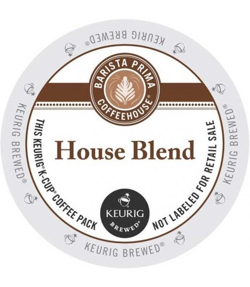 Barista Prima House Blend Single Serve Coffee