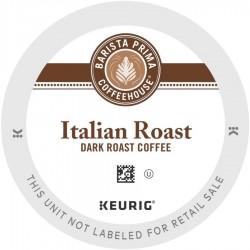 Barista Prima Italian Roast Single Serve Coffee