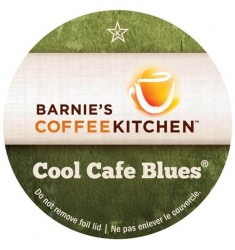 Barnie's Coffee Cool Cafe Blues, Single Serve Coffee