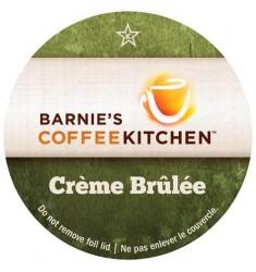 Barnie's Coffee Kitchen Créme Brülée