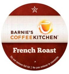 Barnie's Coffee Kitchen French Roast Coffee