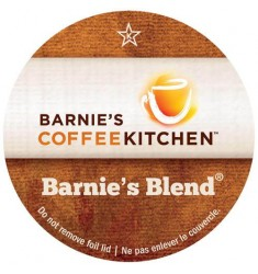 Barnie's Coffee Barnie's Blend, Single Serve Coffee