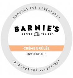 Barnie's Coffee Crème Brûlée, Single Serve Coffee