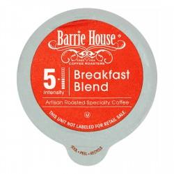Barrie House Breakfast Blend Single Serve Coffee