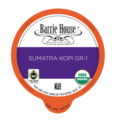Barrie House Sumatra Kopi Gr-1 Single Serve