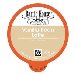 Barrie House Vanilla Bean Single Serve