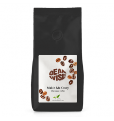 Beanwise Makin' Me Crazy Flavoured Coffee Beans  (2Lbs)