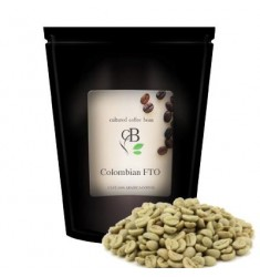 Beanwise Colombian FTO Green Beans 454g (1lb)