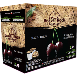 Beaver Rock Black Cherry Single Serve Coffee