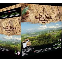 Beaver Rock Costa Rica Terrazu Special Reserve Coffee