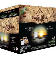 Beaver Rock Morning Rush Single Serve Coffee