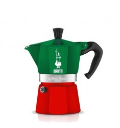 Bialetti 3 Cup Stovetop Espresso Maker (Italia)