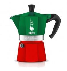 Bialetti 6 Cup Stovetop Espresso Maker (Italia)