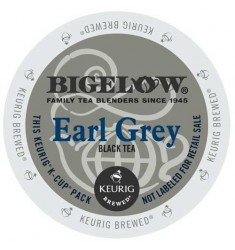Bigelow Earl Grey Single Serve Tea