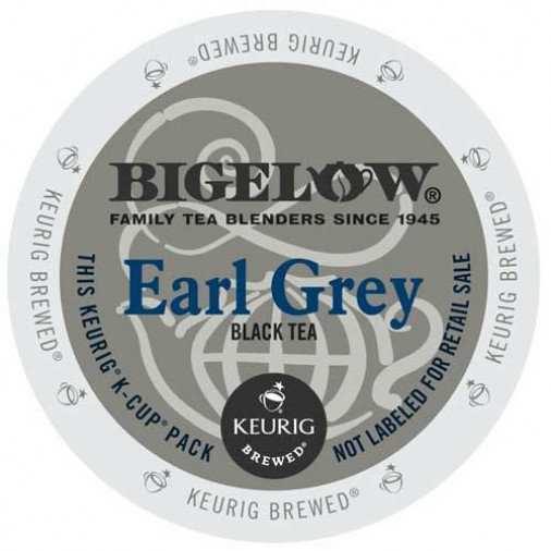 Bigelow Earl Grey Single Serve Tea