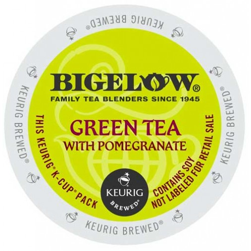 Bigelow Green Single Serve Tea