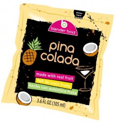 Blender Boyz Pina Colada Mix 4 X 3.6oz