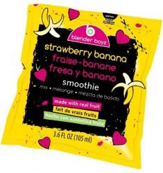 Blender Boyz Smoothie Strawberry Banana 4 X 3.6oz