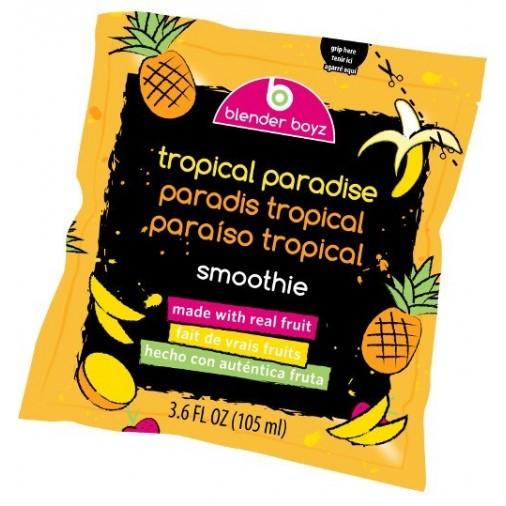 Blender Boyz Smoothie Tropical Paradise 4 X 3.6oz