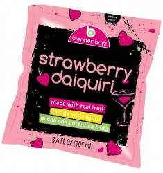 Blender Boyz Strawberry Daiquiri Mix 4 X 3.6oz