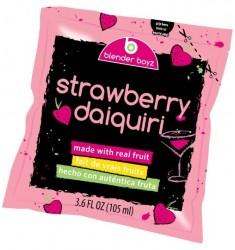 Blender Boyz Strawberry Daiquiri Mix 4 X 3.6oz