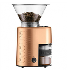 Bodum Bistro Electric Coffee Grinder (Copper)