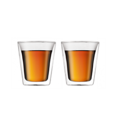 Bodum Canteen Double Wall Thermo-glasses 3oz (2pcs)