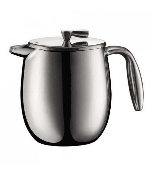 bodum columbia 4 cup french press coffee maker 17oz 506x580 Bodum Columbia French Press Coffee Maker Double Wall  Cup