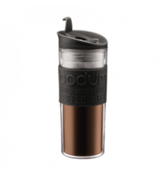 Bodum Travel Mug 12oz (Black)