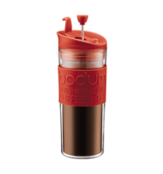 Bodum Travel Press 15oz (Red)