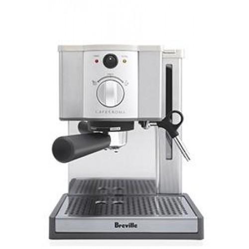 Breville Cafe Roma Espresso Machine Bobby The Coffee Guy