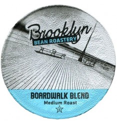 Brooklyn Bean Roastery Boardwalk Blend Coffee