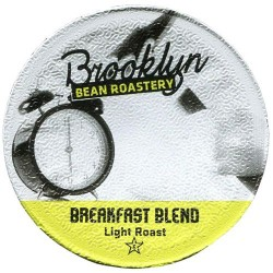 Brooklyn Bean Roastery Breakfast Blend Coffee