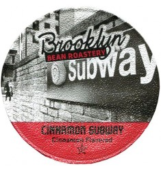 Brooklyn Bean Roastery Cinnamon Subway Coffee