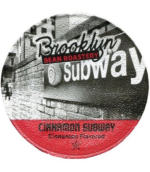 Brooklyn Bean Roastery Cinnamon Subway Coffee