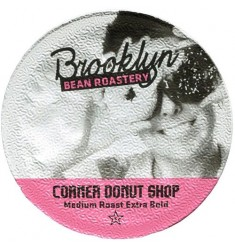 Brooklyn Bean, Corner Donut Shop Coffee