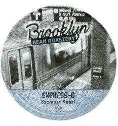Brooklyn Bean Roastery Expresso-O