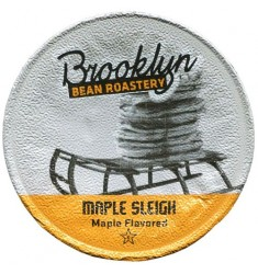 Brooklyn Bean Roastery Maple Sleigh Coffee